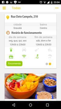 Sirva-se - Guia Gastronômico apk screenshot