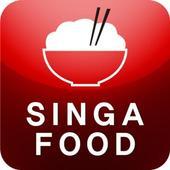 SingaFood icon