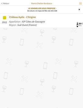 Somm'it - Carte des vins screenshot 14