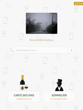Somm'it - Carte des vins screenshot 1