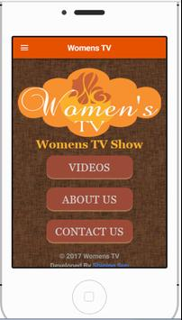 Womens TV Channel poster