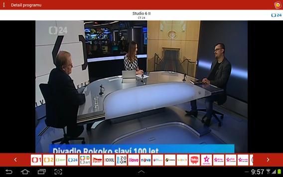 Mazaná TV Mobile apk screenshot