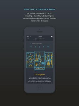 Golden Thread Tarot screenshot 5