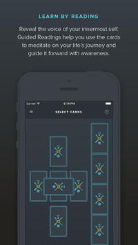 Golden Thread Tarot screenshot 3