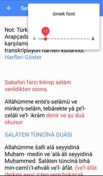 Namaz Tesbihatı, Zikirmatik ve Dualar capture d'écran 4