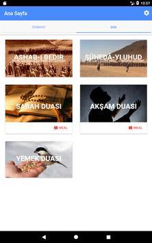 Namaz Tesbihatı, Zikirmatik ve Dualar capture d'écran 17