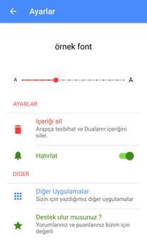 Namaz Tesbihatı, Zikirmatik ve Dualar capture d'écran 2