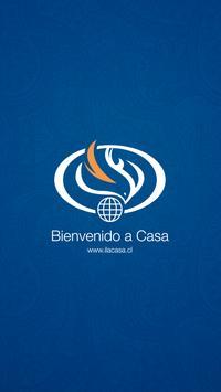 lacasapp - Ministerio La Casa poster