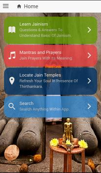 The Jain App screenshot 1