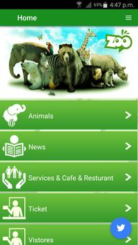 Ksa Zoo App screenshot 6