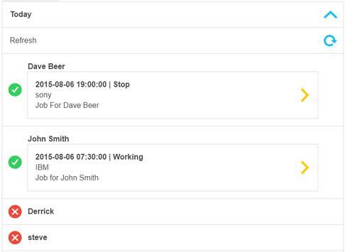 Time-Mate apk screenshot