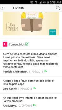 Tenho Mais Livros Que Amigos screenshot 4