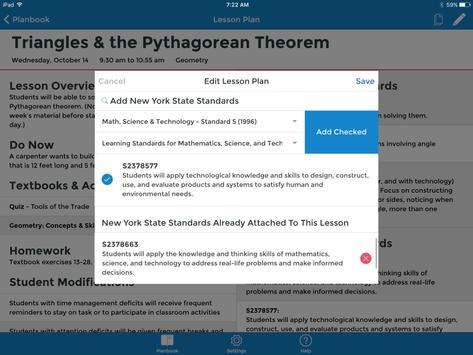 TeacherPlanBook screenshot 5