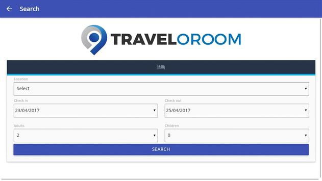 Traveloroom screenshot 1
