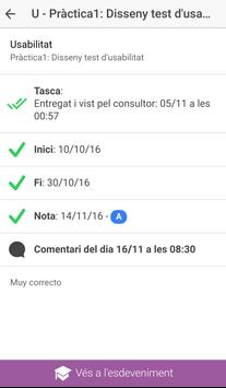 UOC Notifier apk screenshot