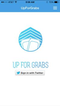 UpForGrabs - Buy/Sell Tickets poster