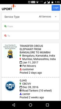 UPort India screenshot 2
