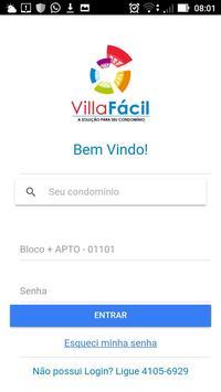 Villa Fácil - Condomínios Plakat