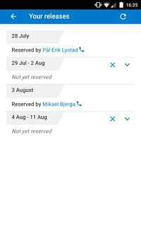 Visma DropNbook apk screenshot