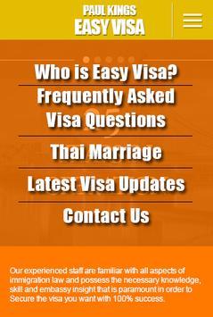 Easy Uk Visa Thailand screenshot 4