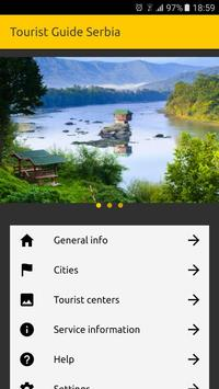 Tourist Guide Serbia screenshot 1