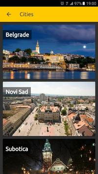 Tourist Guide Serbia screenshot 2