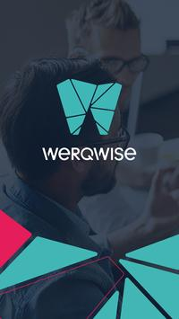 Werqwise Refer poster
