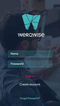Werqwise Refer screenshot 1
