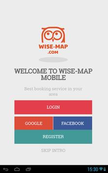 WiseMap screenshot 5