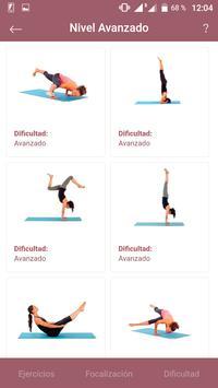Ejercicios Y Posturas De Yoga Apk Screenshot