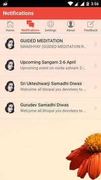YSS Spiritual Diary apk screenshot