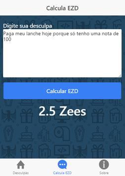 zedesculpator apk screenshot