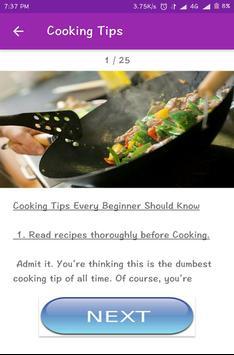 Cooking Tricks screenshot 1
