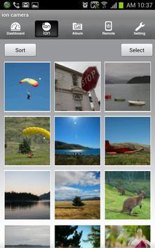 iON Camera apk screenshot