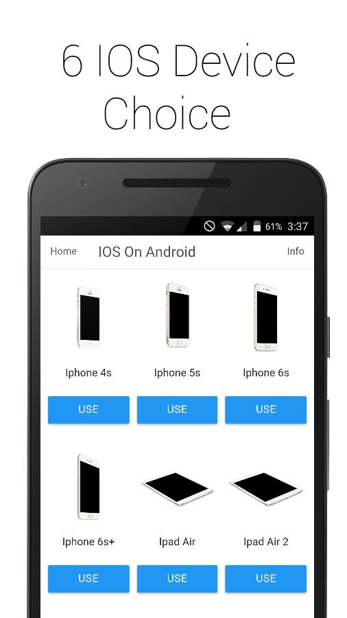 Run IOS On Android for Android - APK Download