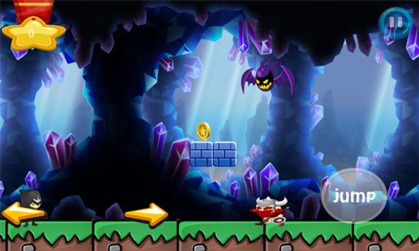 Super Bat Jungle Adventure apk screenshot