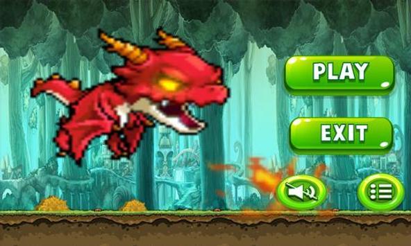 dragon Flying Adventure poster
