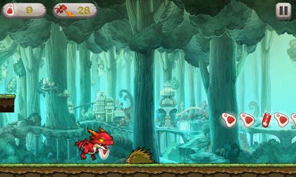 dragon Flying Adventure apk screenshot