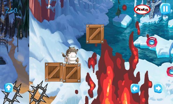 Monster Snow Run poster