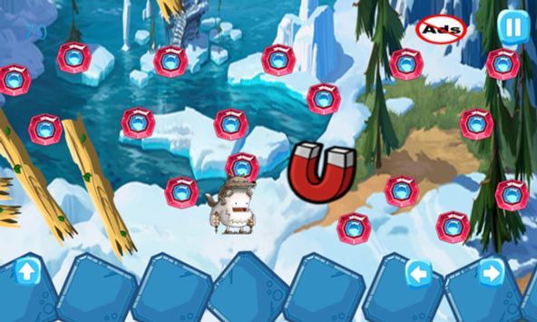 Monster Snow Run screenshot 11