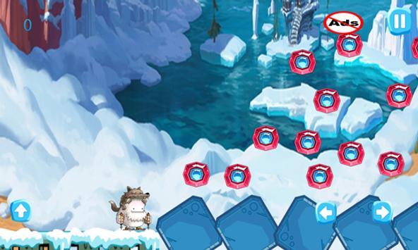 Monster Snow Run screenshot 3