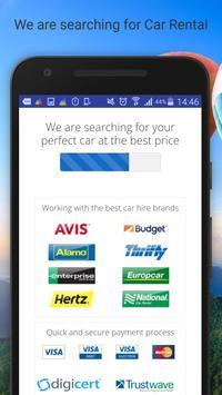 Carrentalchoice - Car Hire App apk screenshot