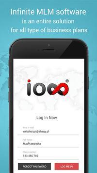Infinite MLM - Mobile App 2.0 apk screenshot