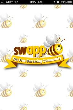 SwappBee poster
