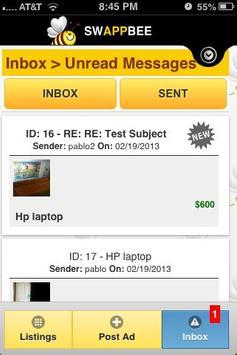 SwappBee screenshot 7