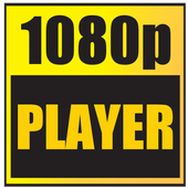 1080p Video Player icon