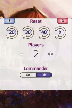 Eldritch Magic Life Counter apk screenshot