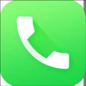 Dialer IOS11 style icon