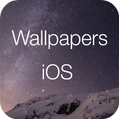 Wallpaper iOS - Background iOS For Android icon