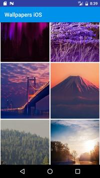 Wallpaper iOS - Background iOS For Android screenshot 5